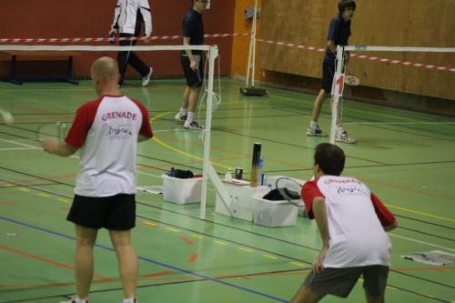 Club de badminton de Grenade